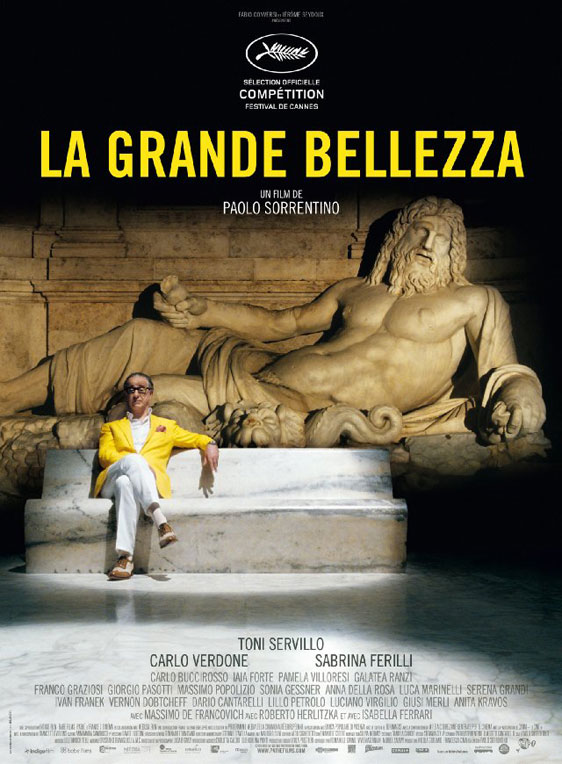 The Great Beauty (La Grande Bellezza) Poster