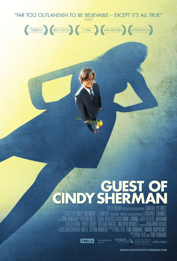 Guest of Cindy Sherman Poster