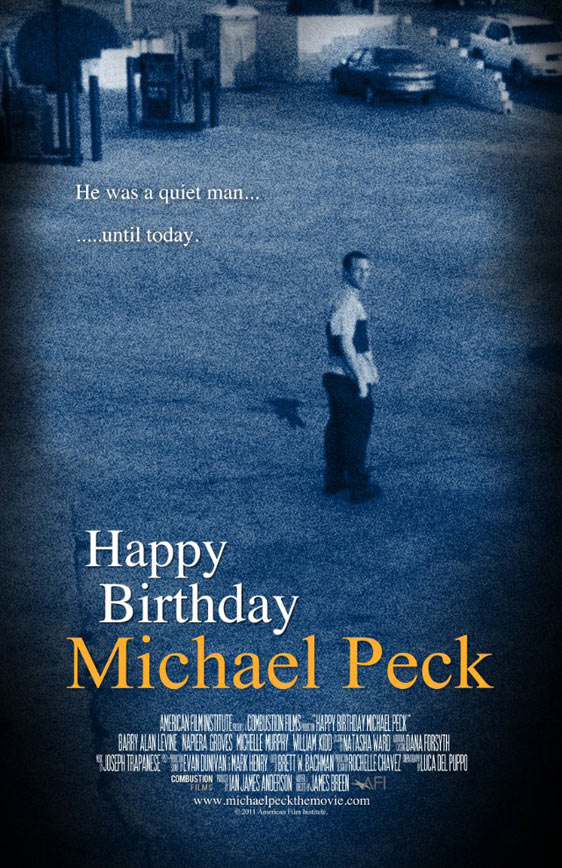 Happy Birthday Michael Peck Poster