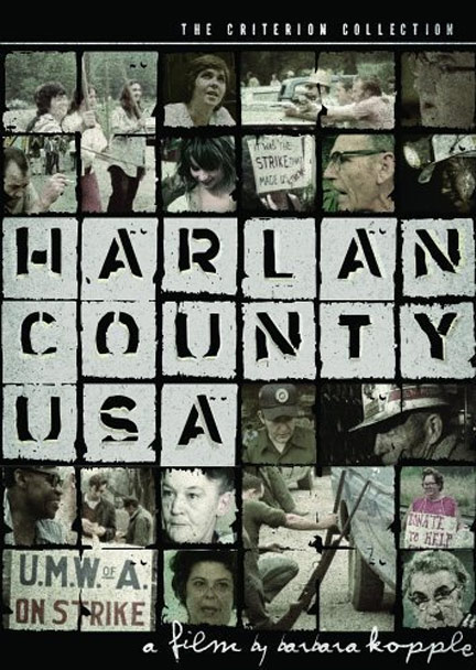 Harlan County USA Poster