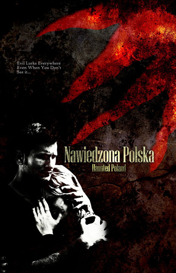 Haunted Poland Poster