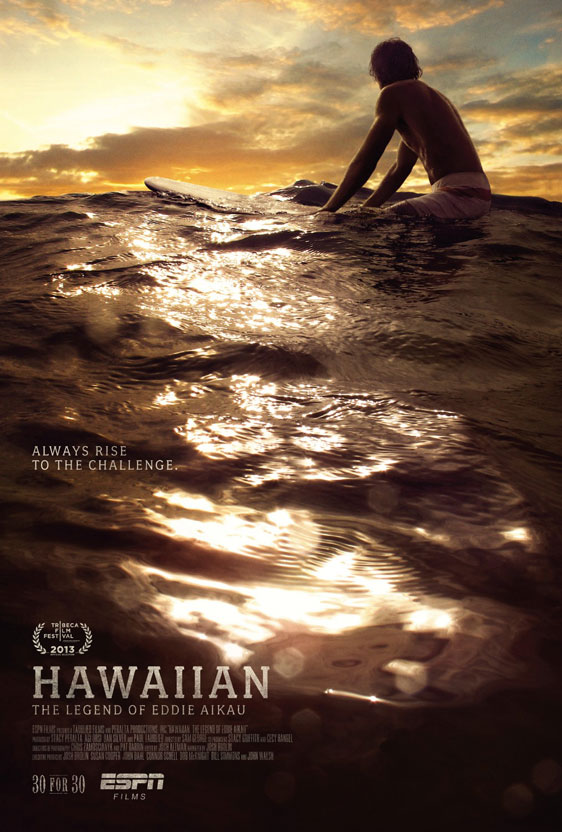 Hawaiian: The Legend of Eddie Aikau Poster