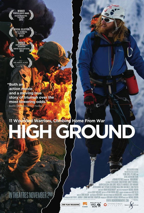 High Ground Poster