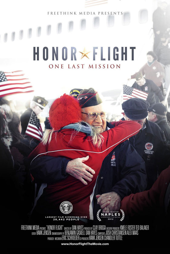 Honor Flight Poster
