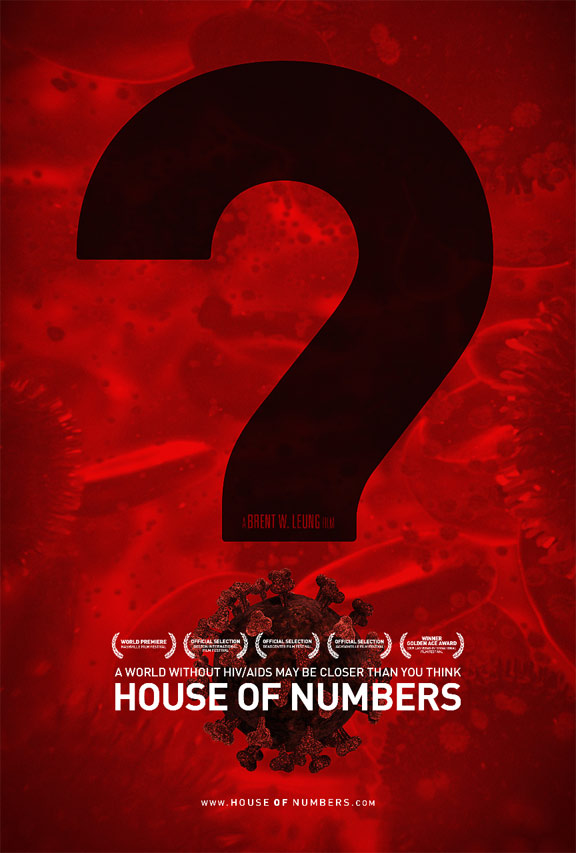 House of Numbers Poster
