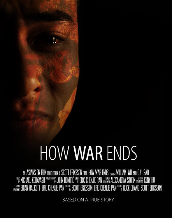 How War Ends Poster
