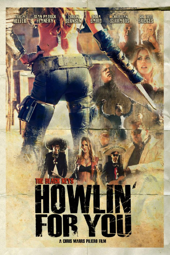 Howlin' for You Poster