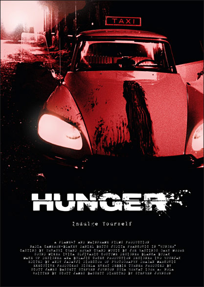 Hunger (Short) Poster