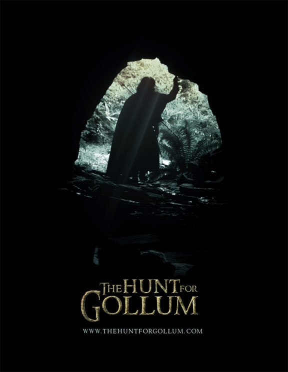 The Hunt for Gollum Poster