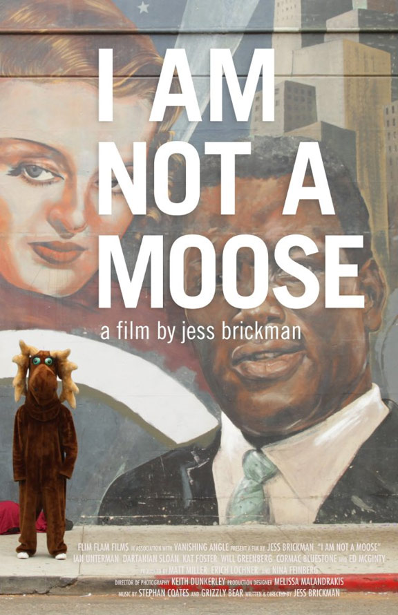 I Am Not a Moose Poster
