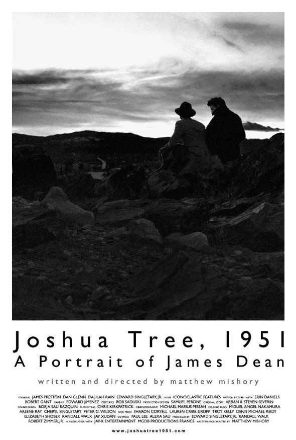 Joshua Tree 1951: A Portrait of James Dean Poster