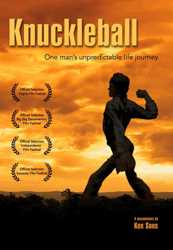 Knuckleball: The Documentary Poster