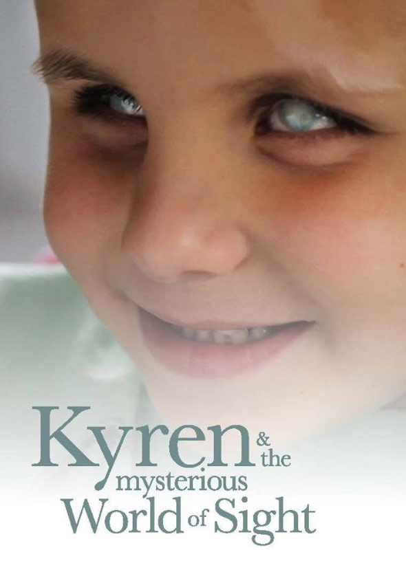 Kyren and the Mysterious World of Sight Poster
