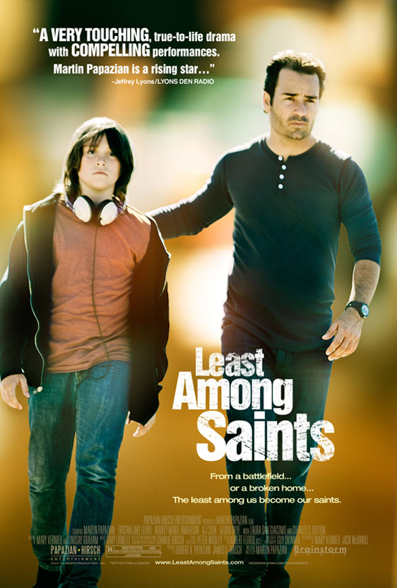 Least Among Saints Poster
