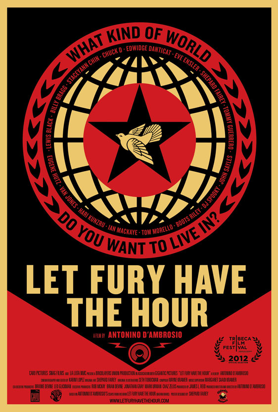 Let Fury Have The Hour Poster