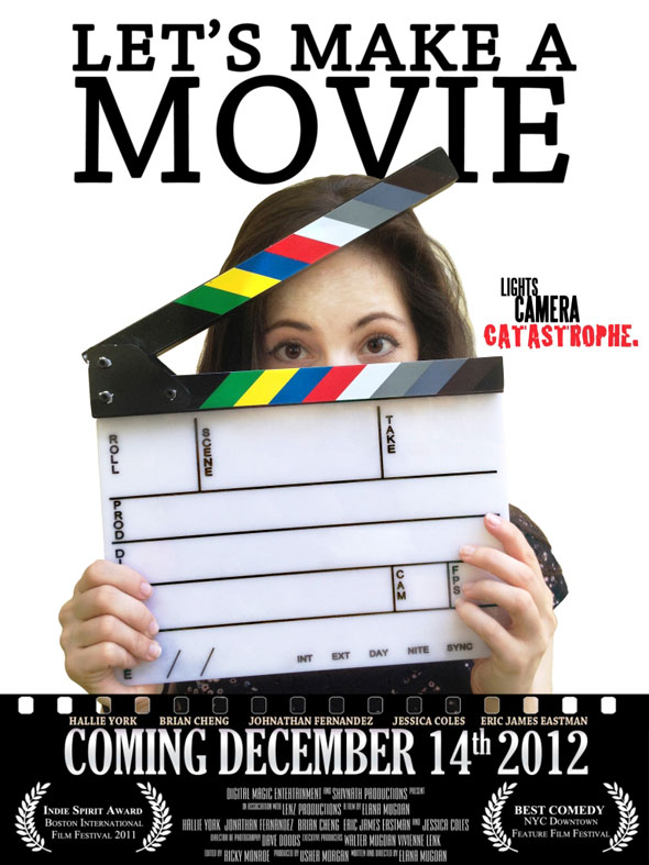 Let's Make a Movie (2012) Poster