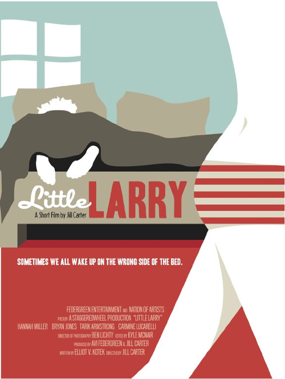 Little Larry Poster