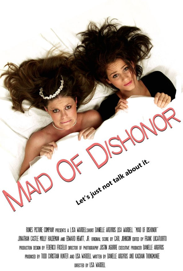 Maid of Dishonor Poster