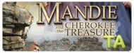 Mandie and the Cherokee Treasure: Behind the Scenes - The Mansion