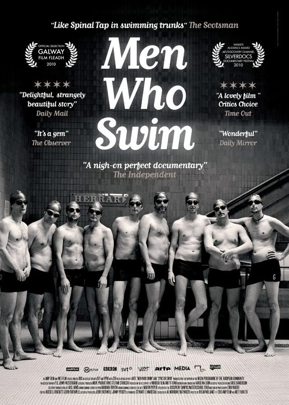 Men Who Swim Poster