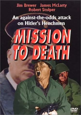 Mission to Death Poster