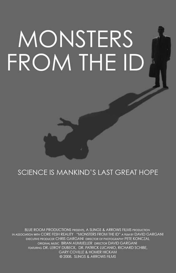 Monsters From The Id Poster