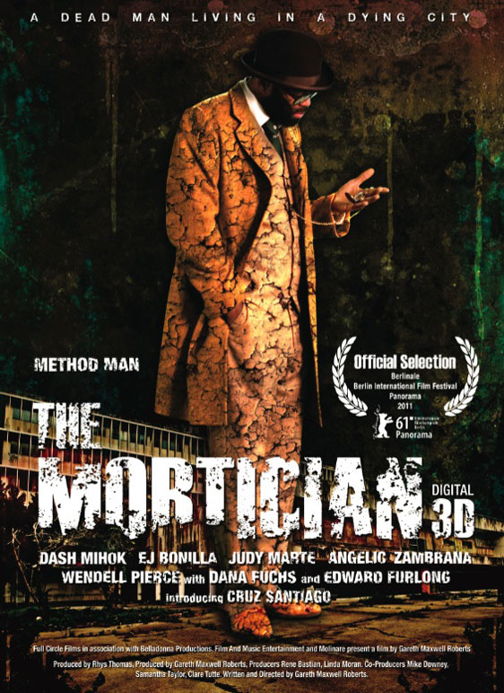 The Mortician Poster