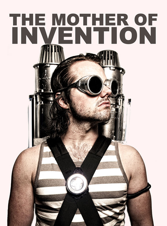 The Mother of Invention Poster