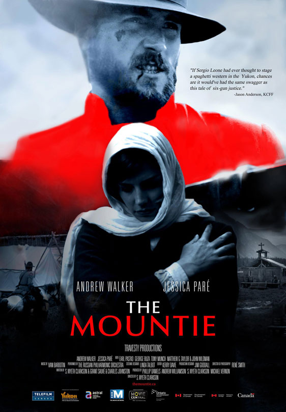 The Mountie Poster