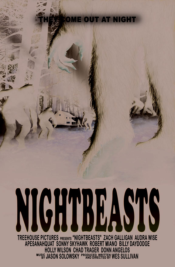 Nightbeasts Poster