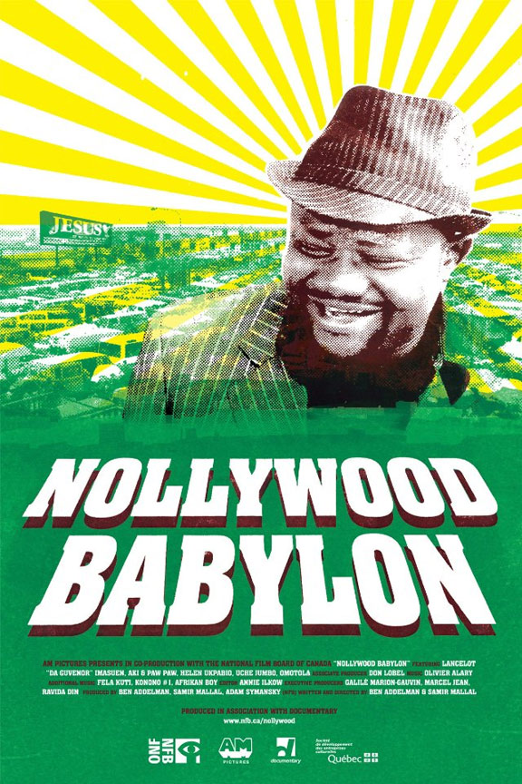 Nollywood Babylon Poster
