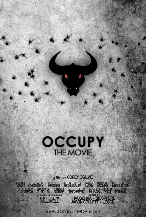 Occupy: The Movie Poster