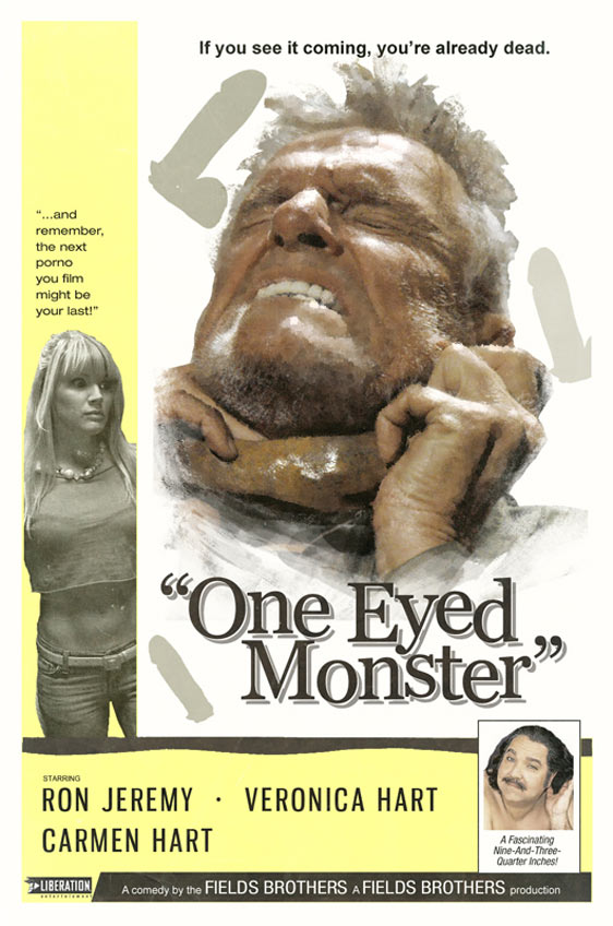 One-Eyed Monster Poster