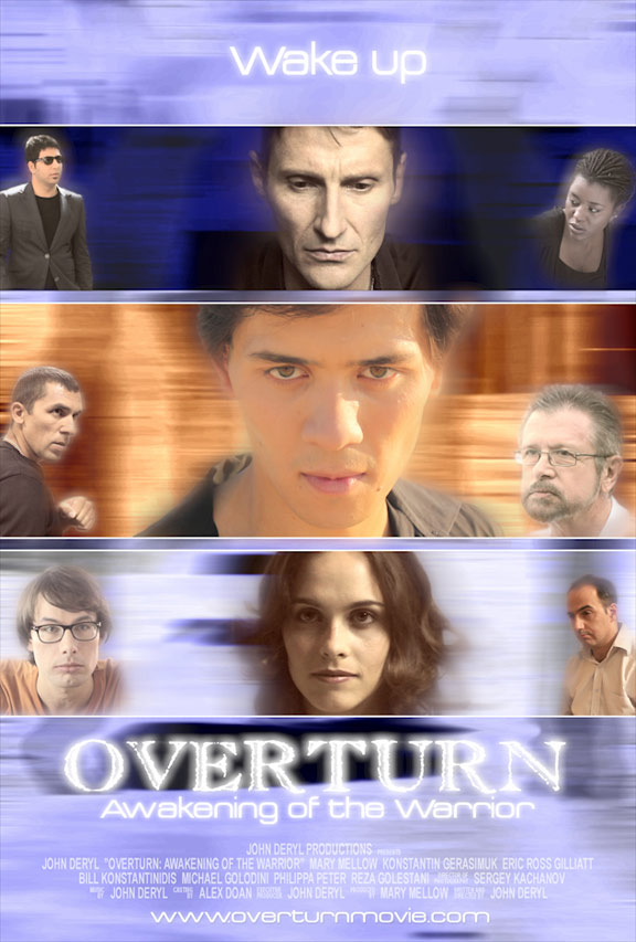 Overturn: Awakening of the Warrior Poster