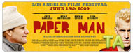 Paper Man: Walk Backwards