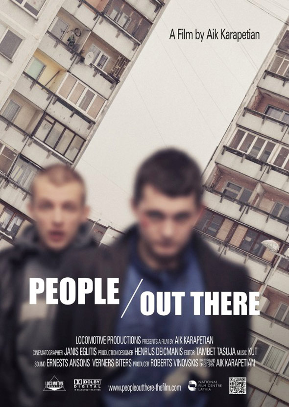 People Out There Poster