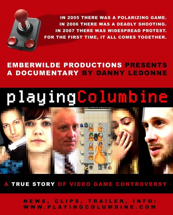Playing Columbine Poster