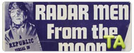 Radar Men from the Moon: Trailer