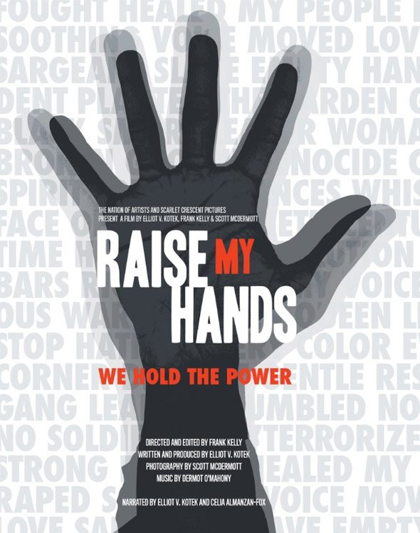 Raise My Hands Poster