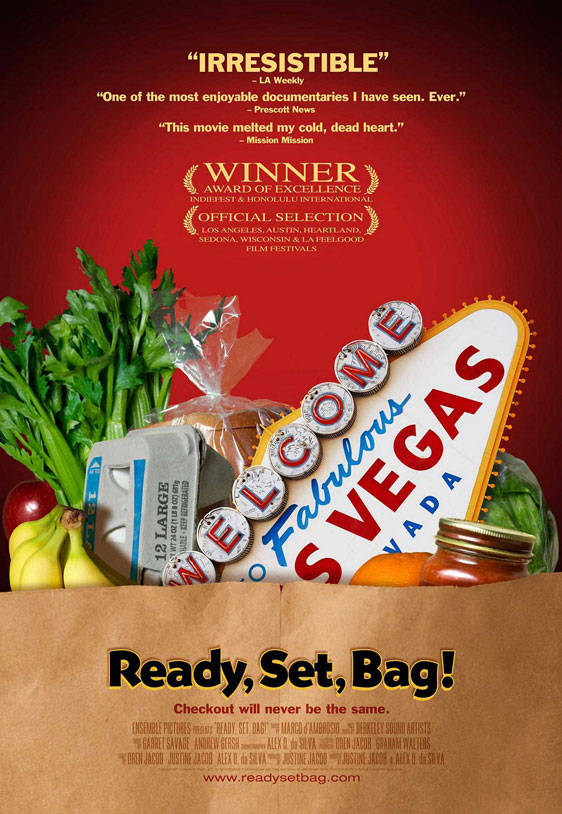 Ready, Set, Bag! Poster