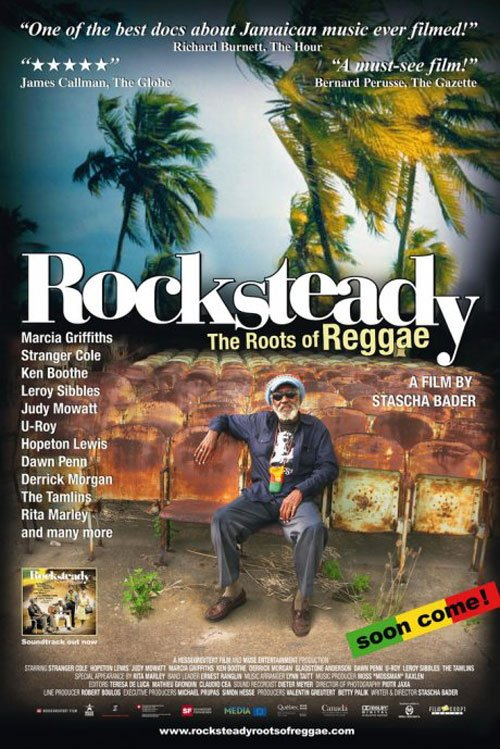 Rocksteady: The Roots of Reggae Poster