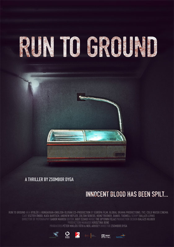 Run To Ground Poster