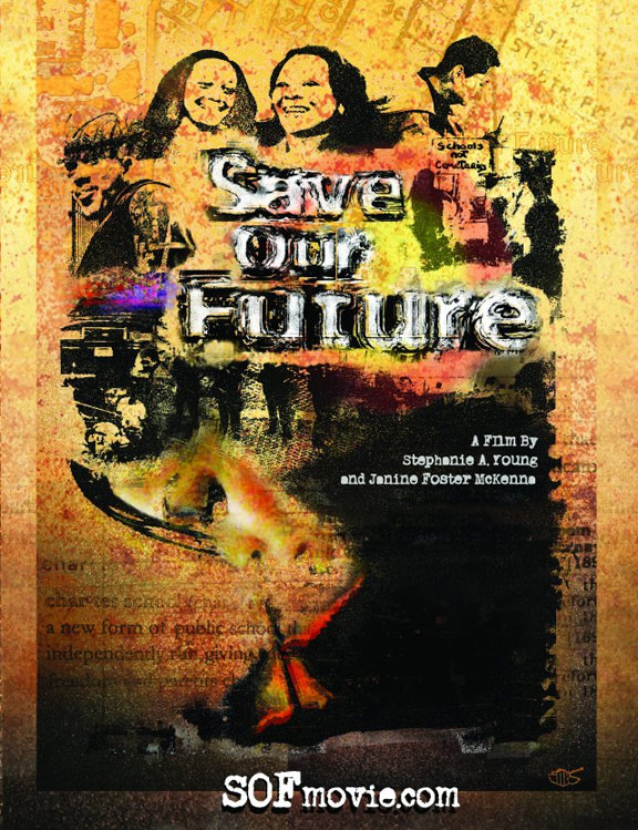Save Our Future Poster