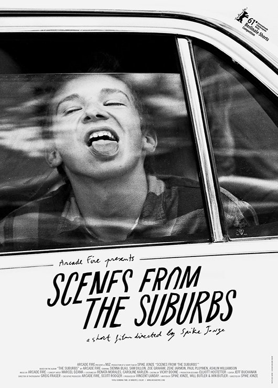 Scenes from the Suburbs Poster