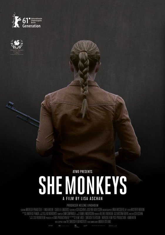 She Monkeys Poster