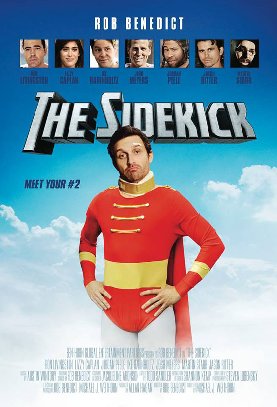 The Sidekick Poster