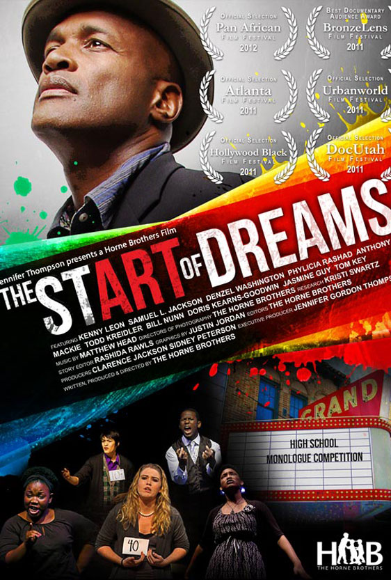 The Start of Dreams Poster