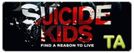 Suicide Kids: 3 Reasons to Live - Ashley Walters