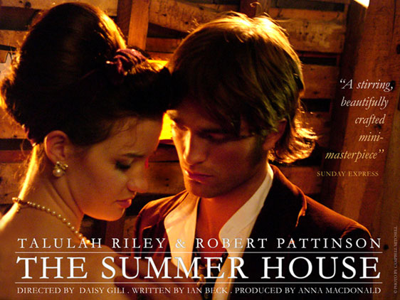 The Summer House Poster