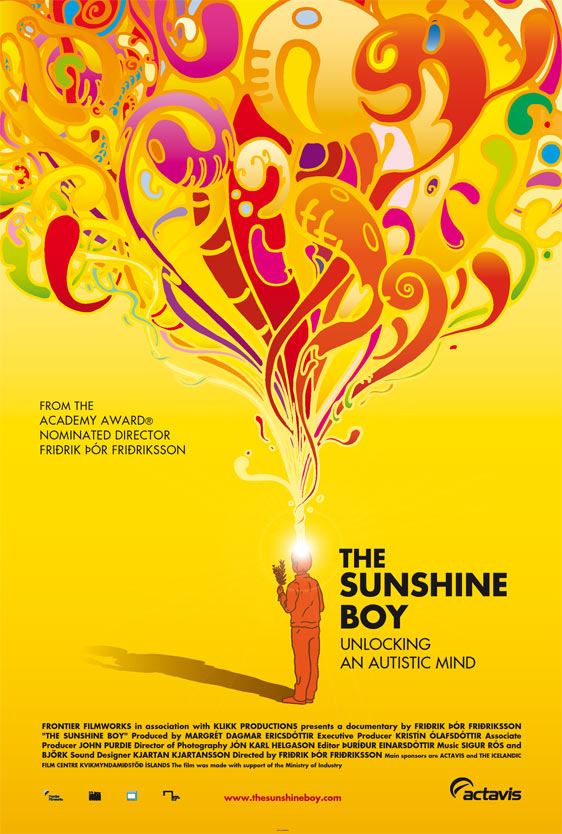 The Sunshine Boy Poster